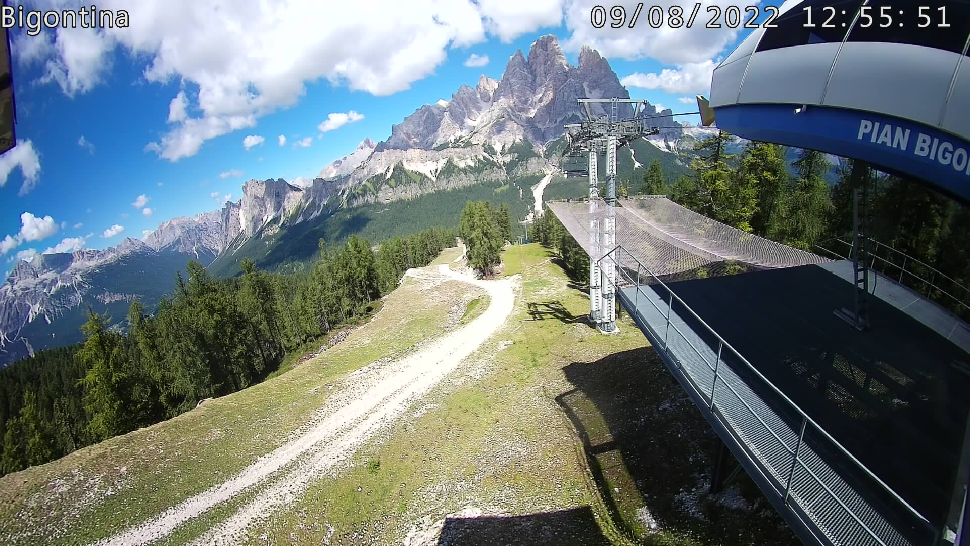 Webcam Faloria Cristallo - Cortina
