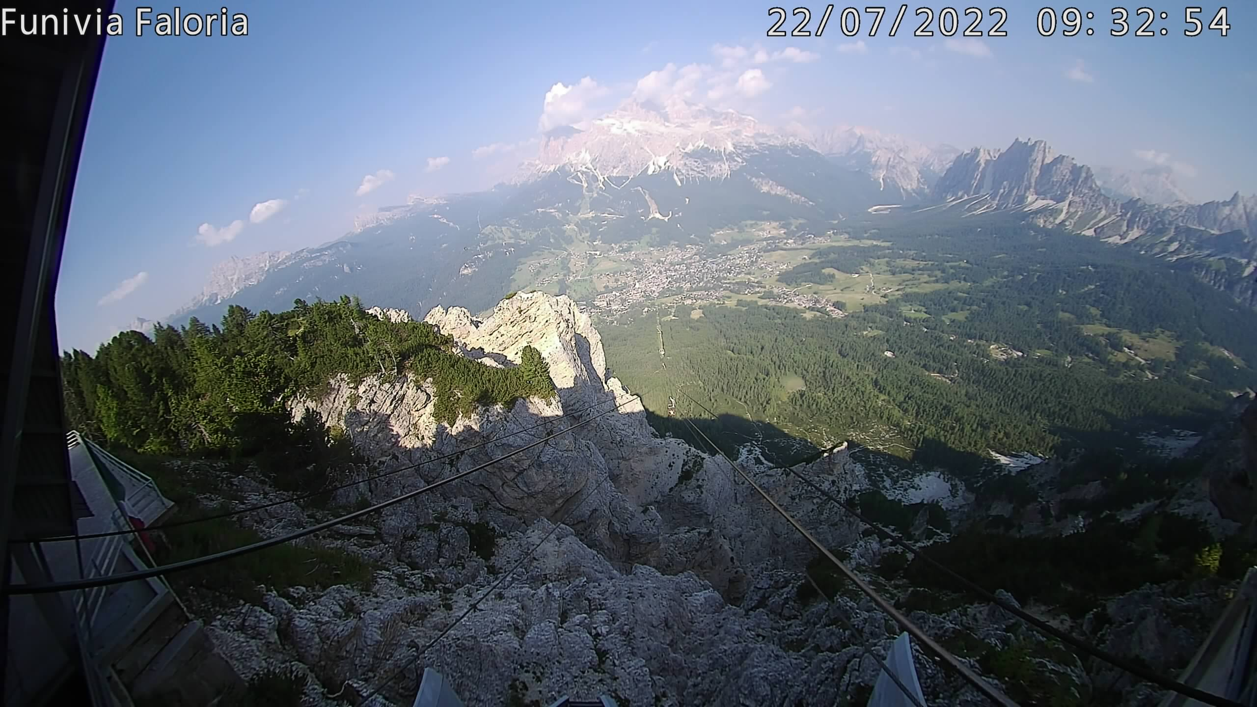 Webcam Rifugio Faloria