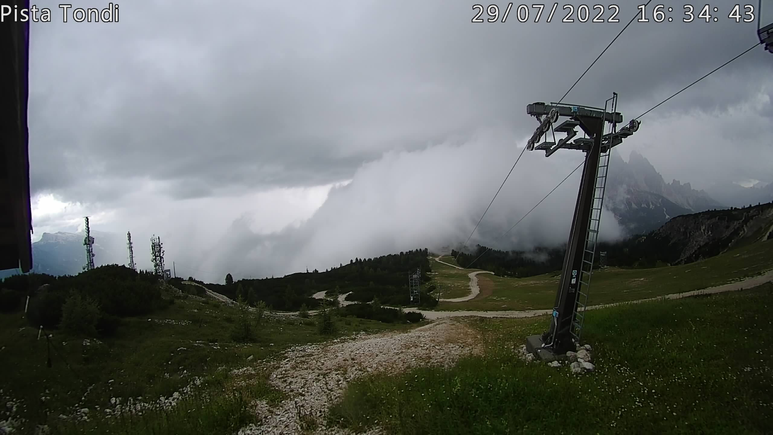 Webcam Cortina d'Ampezzo